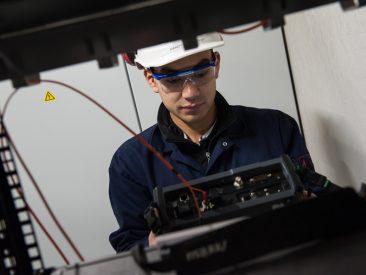 Patchkast OTDR meting glasvezel industrie IOT